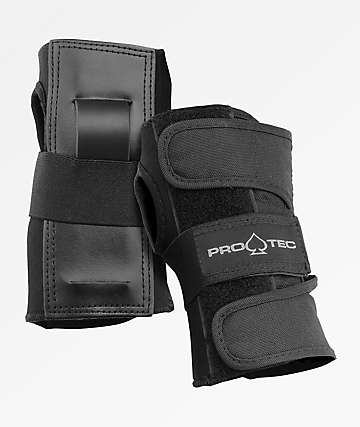 Pro-Tec Street Black Wrist Guards