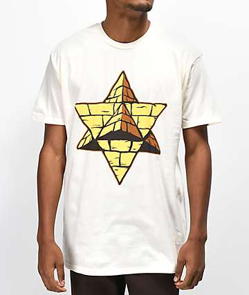 Pyramid Country Bananas Yellow T-Shirt