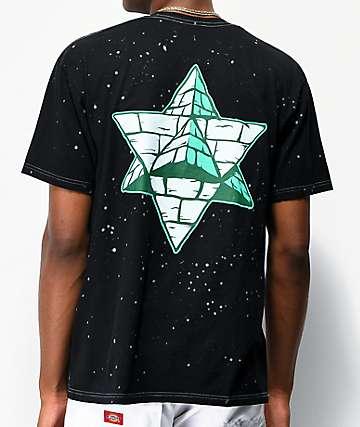 Pyramid Country North Star Black T-Shirt
