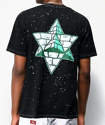 Pyramid Country North Star camiseta negra