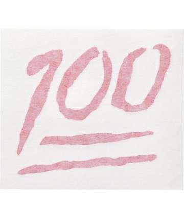 Quagmire Keep It 100 Decal Sticker