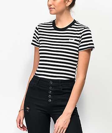 RIPNDIP Castanza Black & White T-Shirt