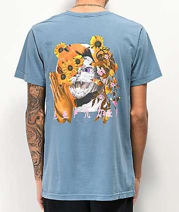 RIPNDIP Chaos Blue T-Shirt