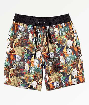 RIPNDIP Nermaissance Sublimated shorts de baño