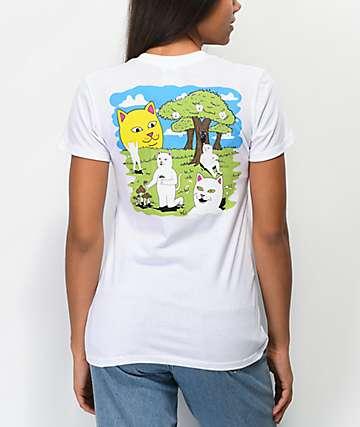 RIPNDIP Park Day White T-Shirt