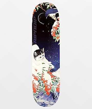 """RIPNDIP Snow Bird 8.25"""" Skateboard Deck"""