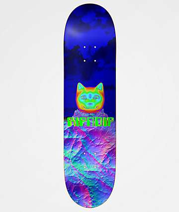 "RIPNDIP Thermal Nermal 8.0"" Skateboard Deck"