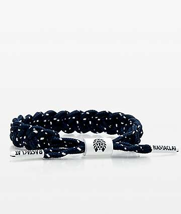 Rastaclat Classic Cataclysmic Navy Bracelet