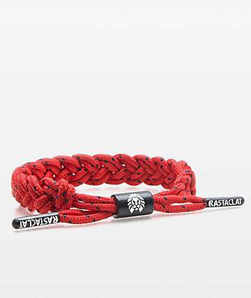 Rastaclat Classic Force Red Bracelet