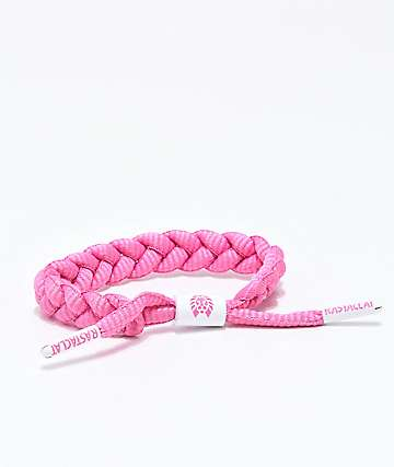 Rastaclat x Pushing For Pink pulsera rosa