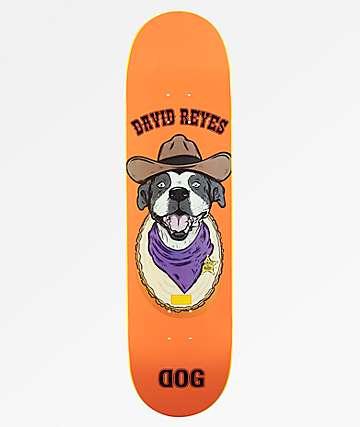 """Rawdograw Reyes Sheriff 8.25"""" Skateboard Deck"""