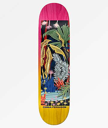"Real Chima Antra 8.25"" Skateboard Deck"