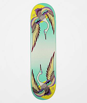 "Real Ishod High Noon 8.25"" Twin Tail Skateboard Deck"