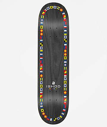 "Real Ishod High Seas Full 8.25"" Skateboard Deck"
