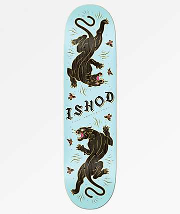 "Real Ishod Panther 8.25"" Skateboard Deck"