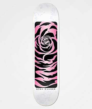 "Real Walker Flora 8.38"" Skateboard Deck"