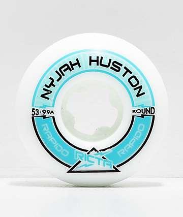 Ricta Nyjah Rapido Round 53mm 99a Skateboard Wheels