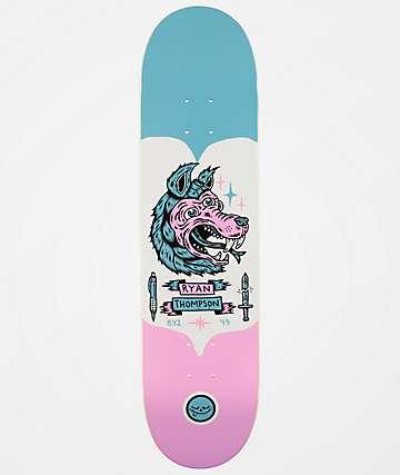 "Roger Canis Lupus Thompson 8.0"" Skateboard Deck"