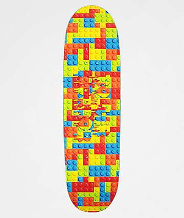 "Roller Horror Lego Board 8.75"" Skateboard Deck"