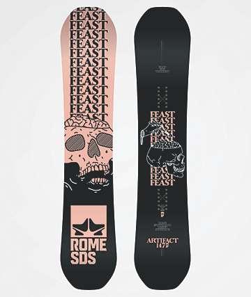 Rome Artifact Snowboard 2020