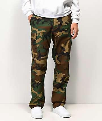 Rothco BDU Tactical Woodland pantalones cargos