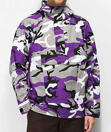 Rothco Ultra Violet Anorak Jacket
