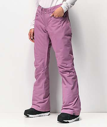Roxy Backyard Very Grape 10K Snowboard Pants