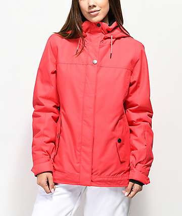 Roxy Billie Teaberry 10K Snowboard Jacket