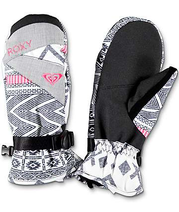 Roxy Jetty Windy Road Snow Mitt