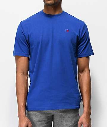Russell Athletic Baseliner camiseta azul