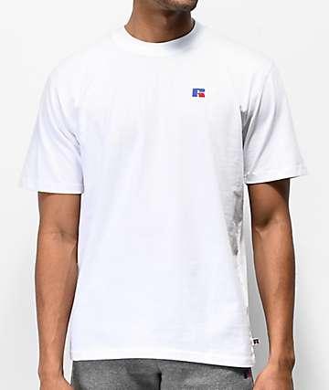 Russell Athletic Baseliner camiseta blanca