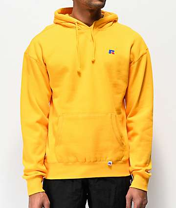 Russell Athletic Mason Gold Hoodie