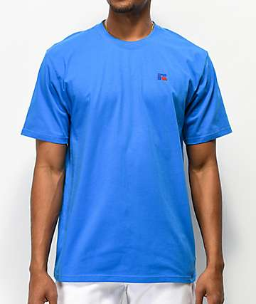 Russell Athletics Baseliner camiseta azul