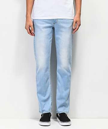 Rustic Dime Channel Islands jeans azul claro