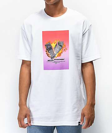 SCUM Burners White T-Shirt