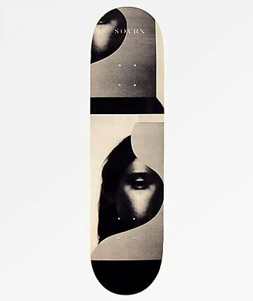 "SOVRN Dragon 8.18"" Skateboard Deck"