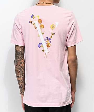 SOVRN V Pink T-Shirt