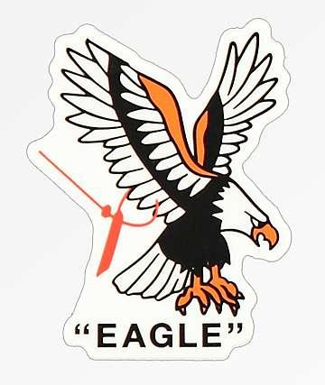 Samborghini Eagle Sticker
