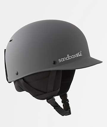 Sandbox Classic 2.0 casco de snowboard gris