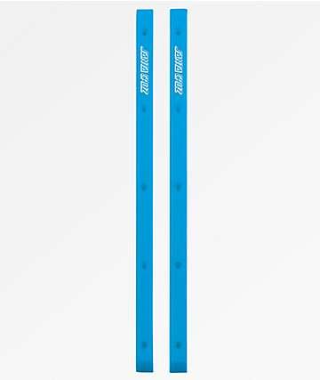 Santa Cruz Cyan Blue Skate Rails