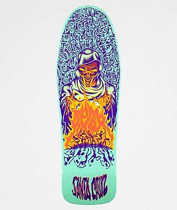 "Santa Cruz Knox Firepit Reissue 10.07"" tabla de skate"