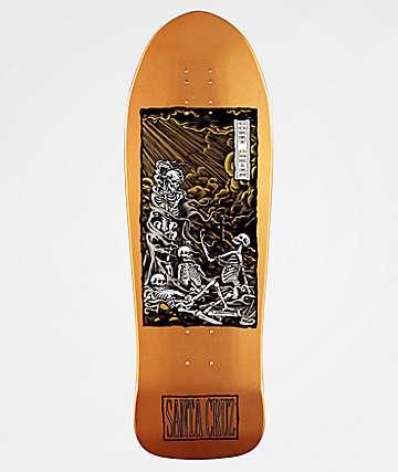 "Santa Cruz Obrien Purgatory 9.85"" tabla de skate"