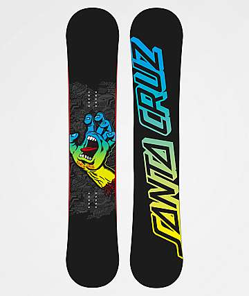 Santa Cruz Party Hand Competition Snowboard 2020