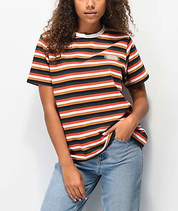 Santa Cruz Redwood Striped T-Shirt
