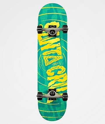 """Santa Cruz Rippling 7.8"""" Skateboard Complete"""