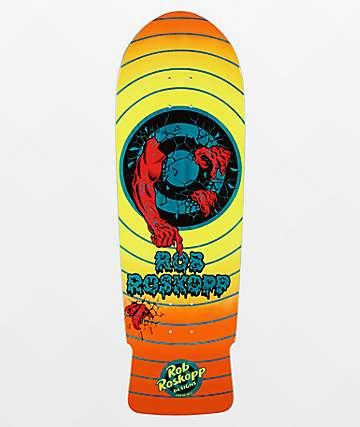 "Santa Cruz Roskopp Target Reissue 10.0"" tabla de skate"
