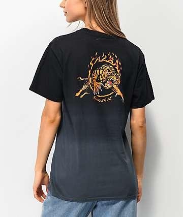 Santa Cruz Salba Tiger Black T-Shirt