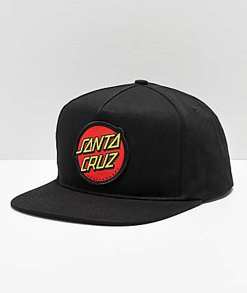 Santa Cruz Twill Dot Trucker Hat