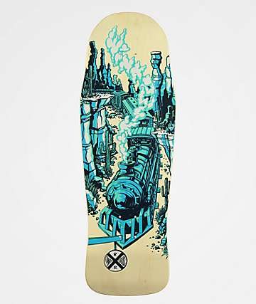 "Santa Cruz Winkowski Train 10.34"" Skateboard Deck"