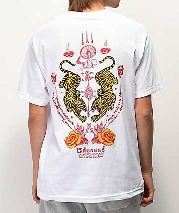 Sausage Dream Space White T-Shirt